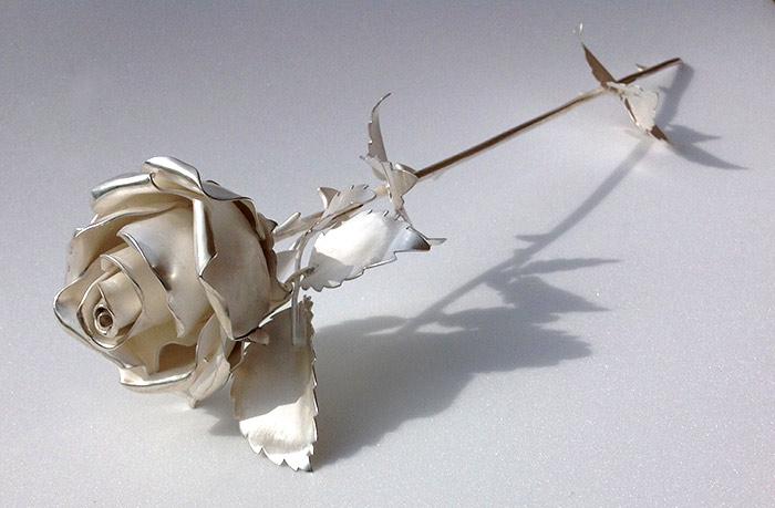 Glyndebourne Der Rosenkvalier silver Rose
